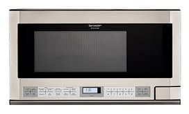 Sharp Over the Counter Microwave