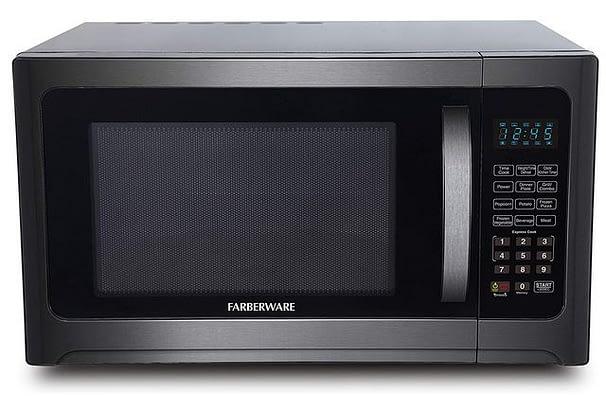 Farberware Black FMO12AHTBSG Microwave Oven